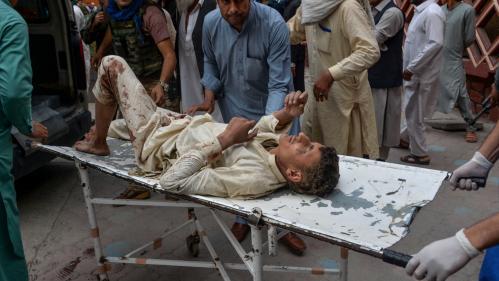 Afghanistan : au moins 62 morts après un attentat dans une mosquée de l'est du pays