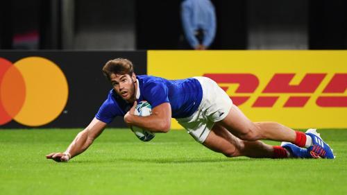 Coupe du monde 2019 : les Bleus avec Penaud, Dupont et Guirado en quarts face aux Gallois