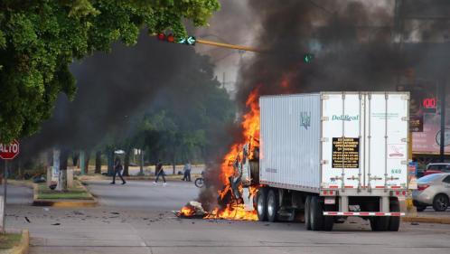 """Mexique: arrestation d'un fils du baron de la drogue """"El Chapo"""""""