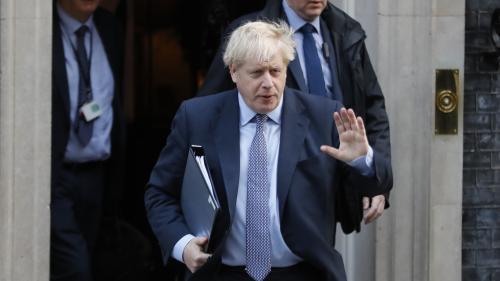 """""""C'est le moment d'avoir un réel Brexit"""" : regardez le discours de Boris Johnson à la Chambre des communes"""