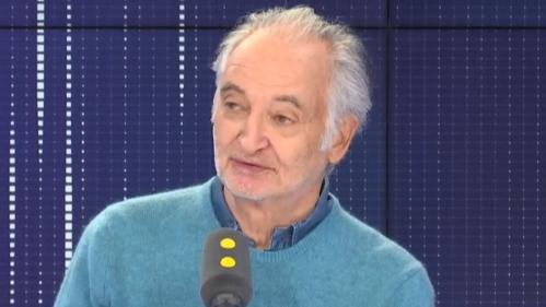 """VIDEO. Offensive turque en Syrie : """"L'Otan est mort"""", estime Jacques Attali"""