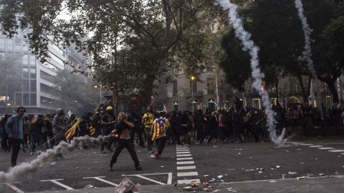 Catalogne : au moins 182 blessés dans les violences qui ont émaillé les manifestations des indépendantistes