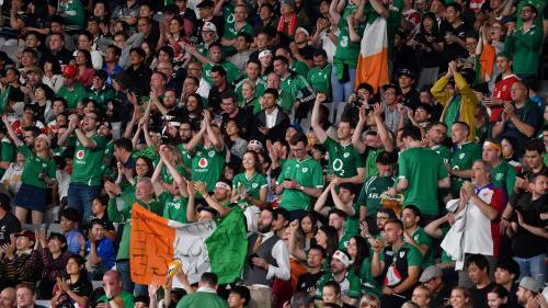 DIRECT. La Nouvelle-Zélande défie l'Irlande en quarts de finale du Mondial de rugby