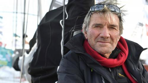 """""""On aura tout l'hiver pour éponger les dettes"""" : avant la transat Jacques Vabre, Kito de Pavant lance une collecte pour financer en urgence son nouveau bateau"""