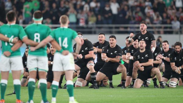 DIRECT. La Nouvelle-Zélande écrase l'Irlande (46-14) en quarts de finale du Mondial de rugby