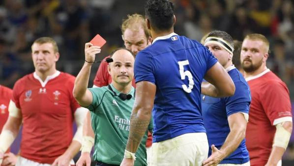 Élimination du XV de France en Coupe du monde de rugby : d'anciens Bleus encaissent mal le coup de coude de Vahaamahina