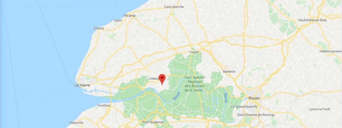Seine-Maritime : un incendie s'est déclaré sur les installations du groupe pétrochimique ExxonMobil