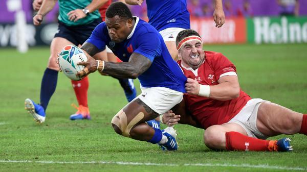 DIRECT. Coupe du monde de rugby 2019 : les Bleus reprennent le large avant la mi-temps... Suivez le quart de finale Galles-France