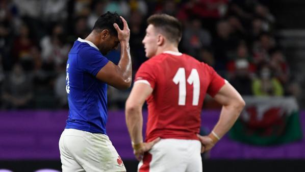 Coupe du monde de rugby : la désillusion des Bleus, battus sur le fil par le Pays de Galles