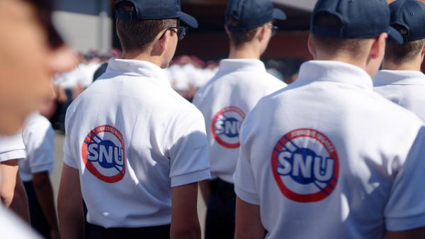 Service national universel : les volontaires au rapport