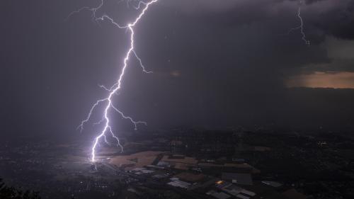 Trois départements du Sud placés en vigilance orange pour orages et pluie-inondation