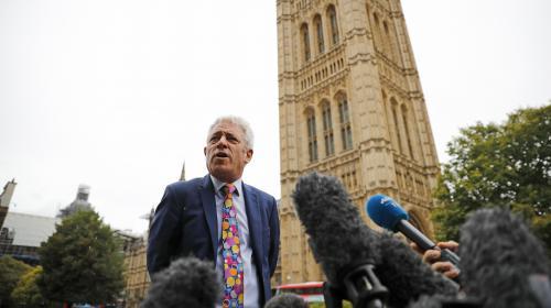 Brexit: le président de la Chambre des communes refuse d'autoriser un nouveau vote sur l'accord lundi