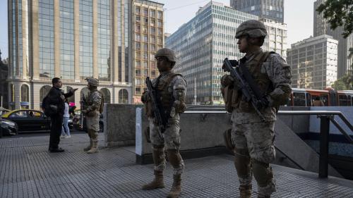 """Chili : """"Le couvre-feu rappelle à beaucoup des mauvais souvenirs de la dictature"""", témoigne une Française expatriée"""