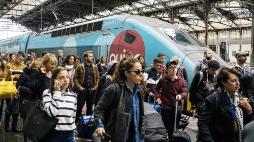 SNCF : le trafic revient progressivement à la normale, les Intercités et les TER toujours perturbés