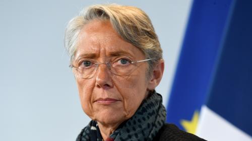 """VIDEO. SNCF : Elisabeth Borne juge le mouvement social """"choquant"""" et réclame des sanctions"""