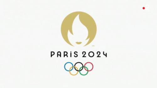 """VIDEO. Une flamme, de l'or et un """"clin d'oeil à Marianne"""": le logo des Jeux olympiques de Paris 2024 dévoilé par Tony Estanguet"""