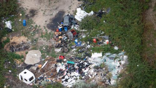 """La reprise des déchets de chantier triés sera """"gratuite"""" à partir de 2022, annonce Brune Poirson"""