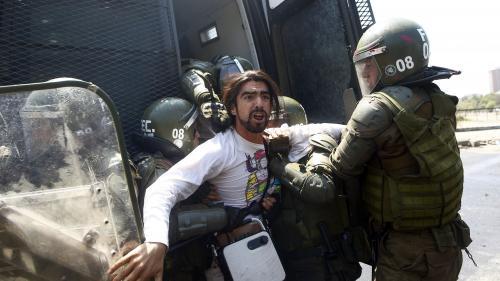 VIDEO. Emeutes, saccages, incendies… Le Chili connaît sa pire explosion sociale depuis des décennies