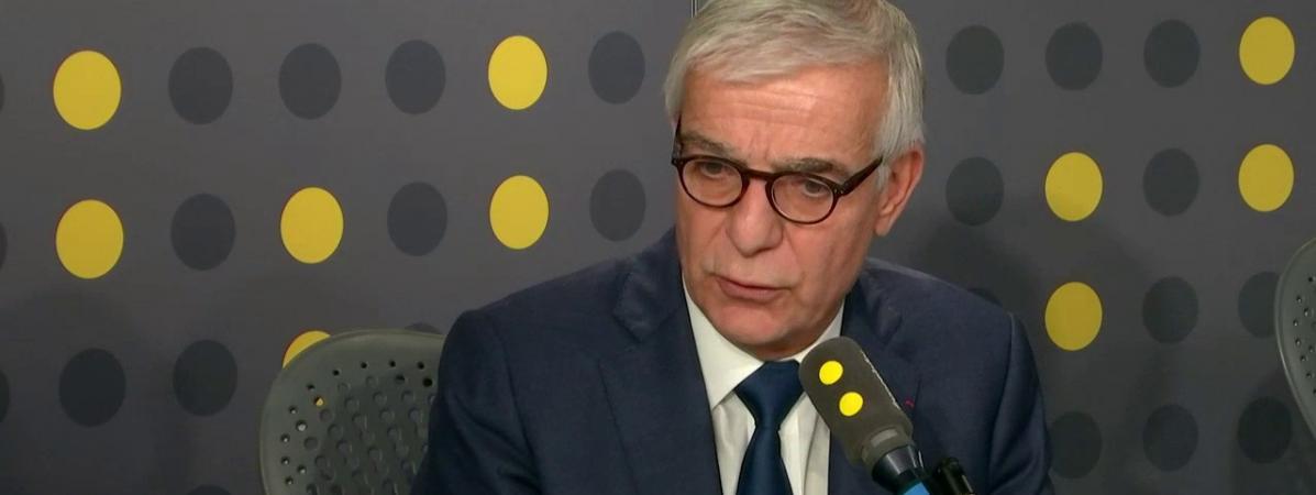 """VIDÉO. Incendie de Lubrizol : l'enquête est """"destinée à détecter d'éventuels dysfonctionnements dans les se..."""