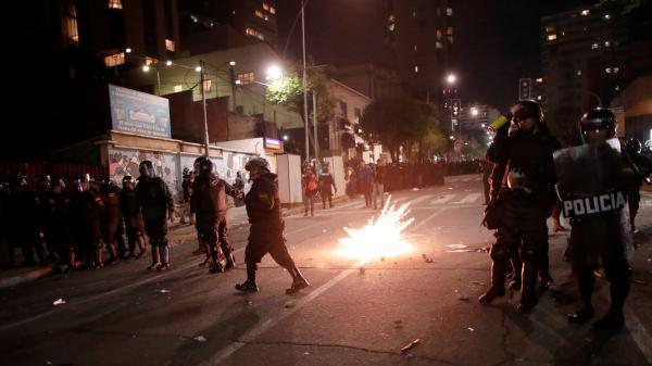 La Bolivie en proie à de violents heurts