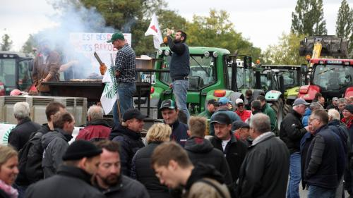 DIRECT. Journée de mobilisation des agriculteurs : pour le ministre de l'Agriculture, ils doivent gagner davantage