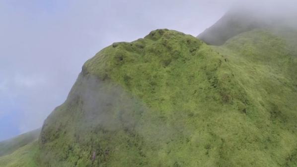 Martinique : la Montagne Pelée bientôt classée au patrimoine mondial ?