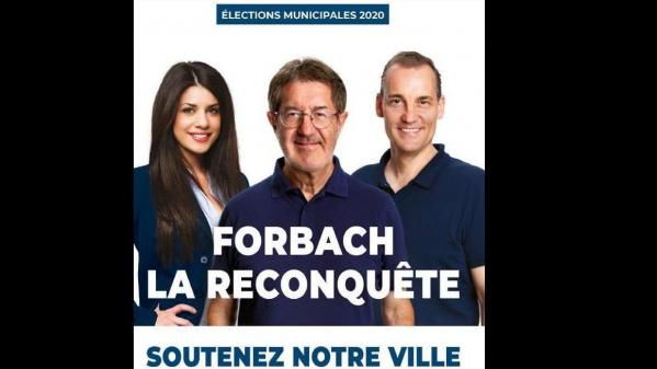 Elections municipales : la jeune femme ajoutée sur l'affiche du RN à Forbach menace de saisir la justice