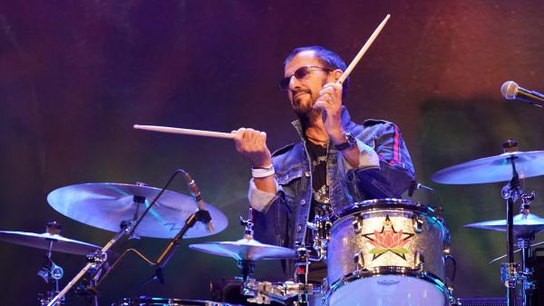 """What's My Name"" : Ringo Starr s'amuse sur son nouvel album"