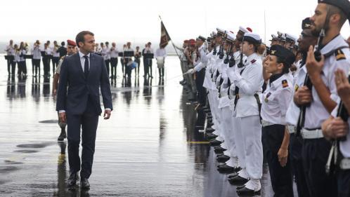 DIRECT. Suivez la visite d'Emmanuel Macron à La Réunion et son discours devant un forum économique