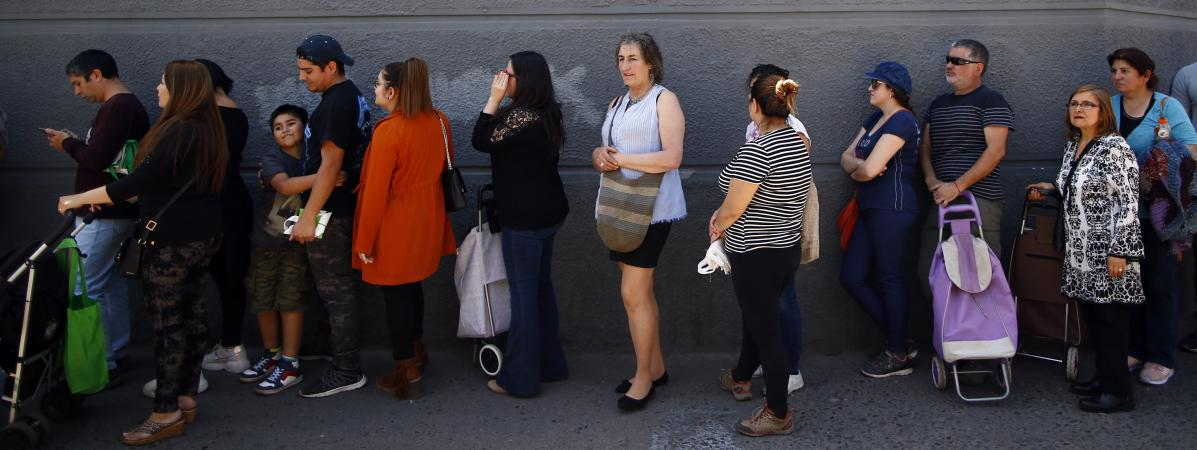 Est-il vrai que 1% des Chiliens possèdent un tiers du PIB de leur pays ?