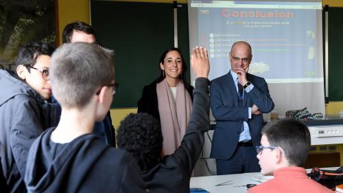 Le Conseil supérieur des programmes veut renforcer l'éducation au changement climatique... et auditionne des climatosceptiques