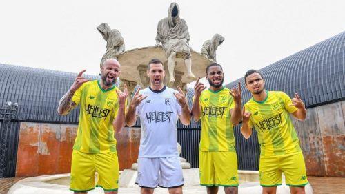 Le Hellfest devient sponsor officiel du FC Nantes pour la Coupe de la Ligue