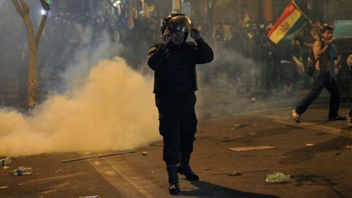 Présidentielle en Bolivie : la grève générale débute face à la victoire probable du président sortant Evo Morales dès le premier tour