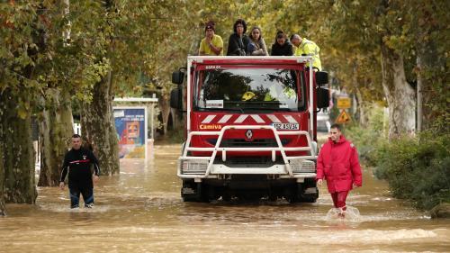 Intempéries : le Var et la Haute-Corse en vigilance orange pour des risques d'orages et de pluie et inondations, l'Hérault reste en alerte inondations