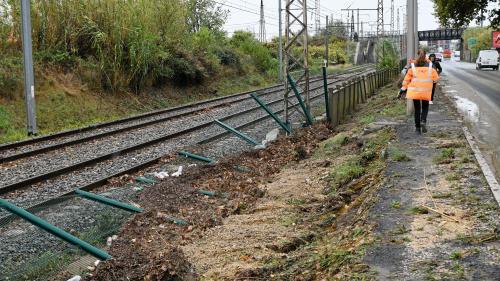 Intempéries : le trafic SNCF très fortement perturbé dans le sud de la France