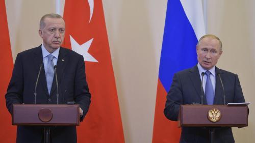 Syrie : que contient l'accord historique signé entre la Russie et la Turquie ?