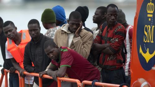 Eurozapping : naufrage de migrants en Espagne, catastrophe écologique dans les Balkans, baleines en Russie