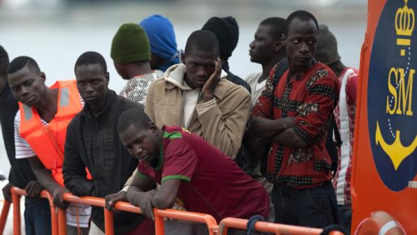 Plus de 90% des migrants africains en Europe prêts à refaire le voyage, selon le PNUD