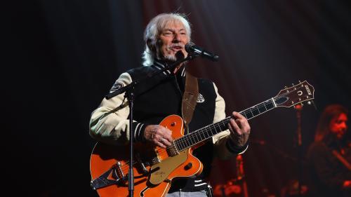 A plus de 80 ans ils assistent au concert d'Hugues Aufray et Jeane Manson, le premier de leur vie