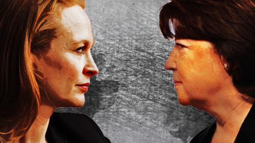 """ENQUETE FRANCEINFO. """"Elles ont lié leurs destins"""" : comment Martine Aubry et son ex-collaboratrice Violette Spillebout sont devenues rivales à Lille"""