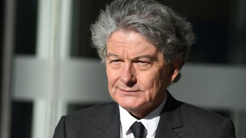 Commission européenne : après le rejet de la candidature de Sylvie Goulard, Emmanuel Macron propose Thierry Breton pour le poste de commissaire français