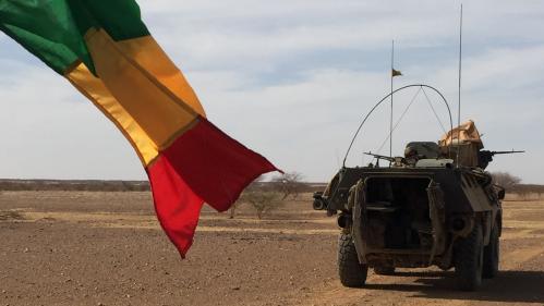 Mali : huit membres de l'État islamique au Grand Sahara ont été tués le 17 octobre par des commandos français