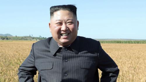 """Kim Jong-un dit avoir une relation """"particulière"""" avec Donald Trump"""