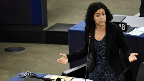 """Candidature de Thierry Breton à la Commission européenne : """"Emmanuel Macron prend un nouveau risque"""", estime Manon Aubry"""