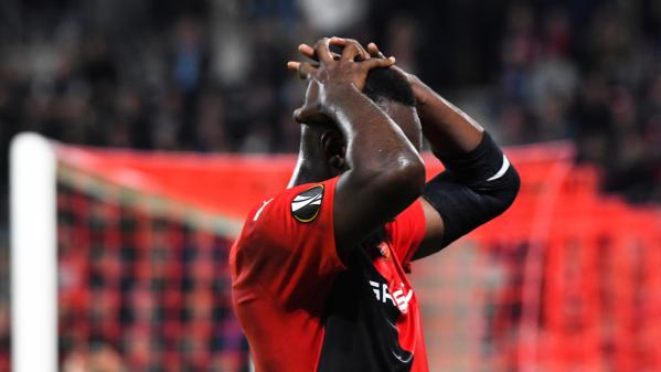 Ligue Europa : Rennes voit rouge et s'incline (0-1) contre Cluj