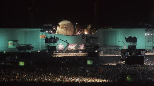 VIDEO. Scorpions, Pink Floyd, David Hasselhoff... La playlist de la chute du mur de Berlin