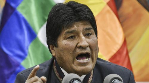 Présidentielle en Bolivie : Evo Morales réélu dès le premier tour, la communauté internationale hausse le ton