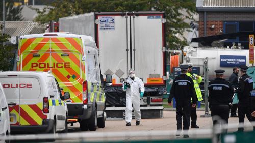 VIDEO. Royaume-Uni : les témoignages des familles des victimes retrouvées dans le camion frigorifique