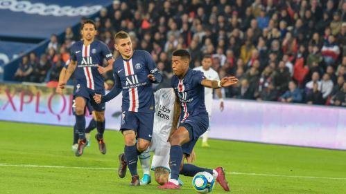 Ligue 1 : le PSG écrase l'OM 4-0