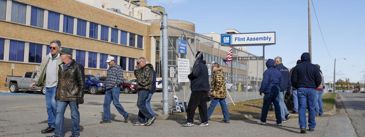 Le brief éco. General Motors, les leçons d'une grève historique